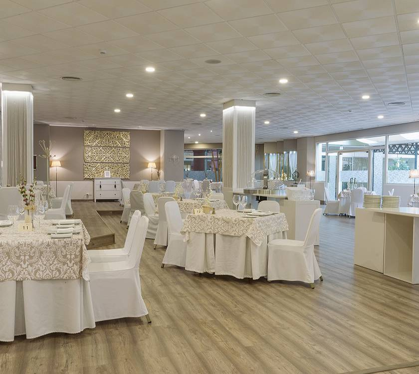 Restaurante Aljarafe Hotel Alcora Business & Congress