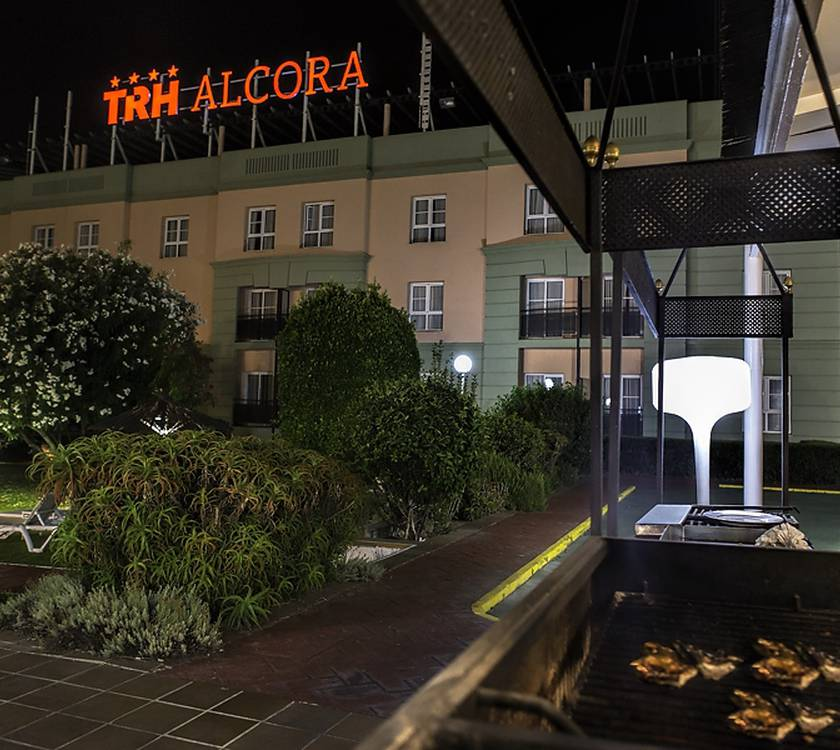 Churrasqueira Hotel Alcora Business & Congress