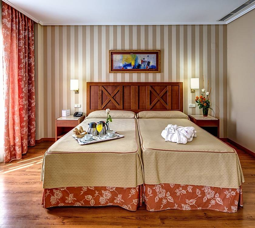 Quarto Standard Hotel Alcora Business & Congress